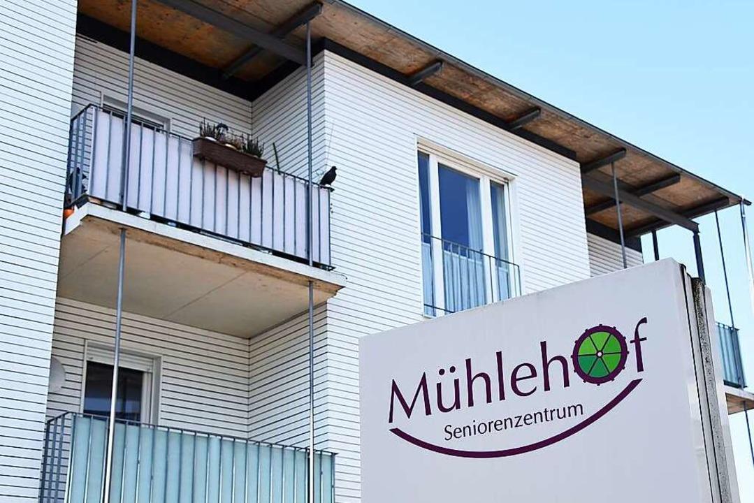 Das Seniorenzentrum Mühlehof hat bundesweit Bekanntheit erlangt.  | Foto: Robert Bergmann
