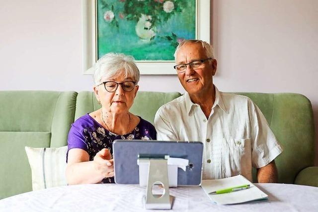 Das Seniorenbüro Offenburg stellt sein Programm vor