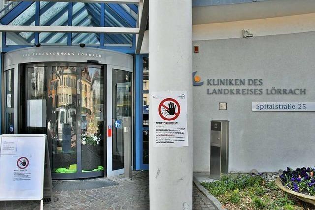Aufsichtsrat stützt die Teststrategie der Lörracher Kreiskliniken