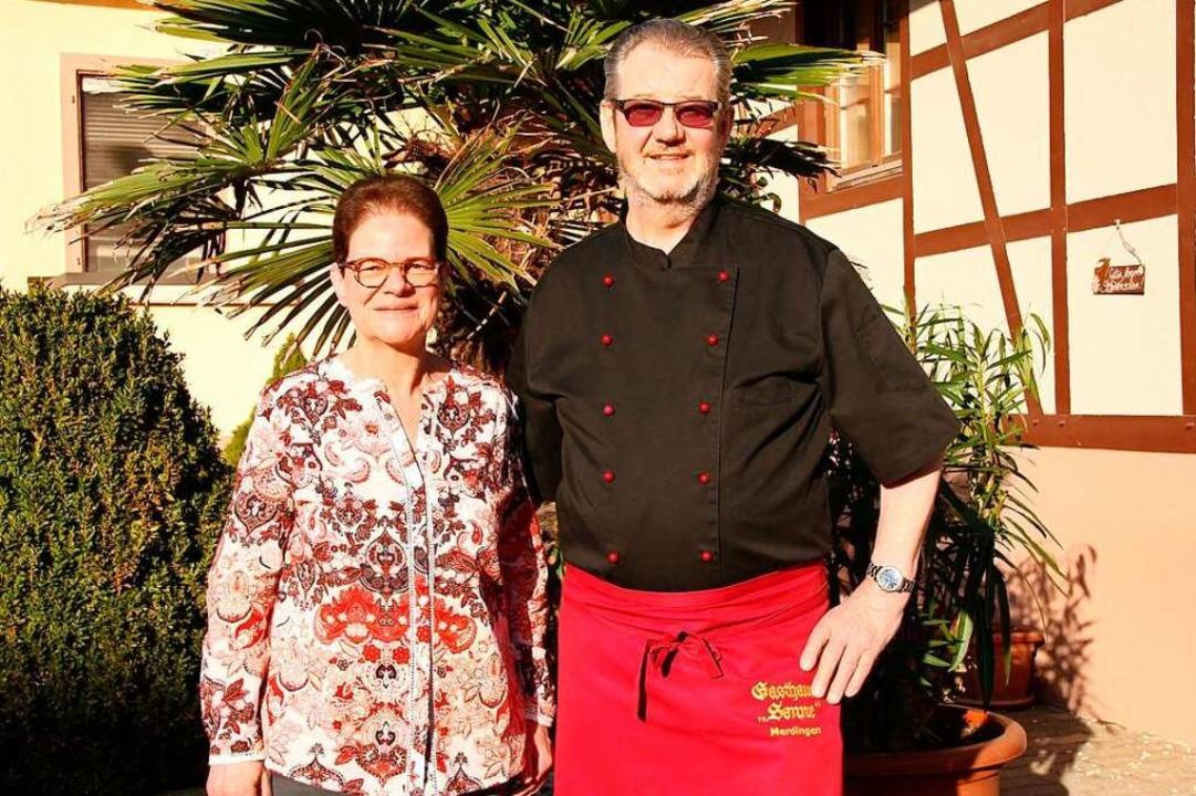 Susanne und Hubert Saladin    Foto: Mario Schöneberg