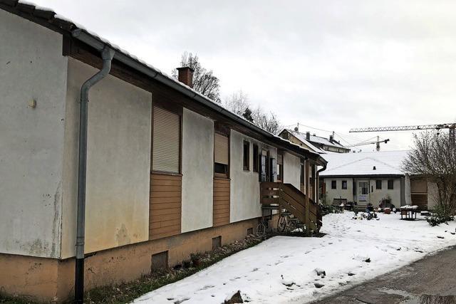 Obdachlosenunterkunft in Schopfheim wird bis Ende April geräumt