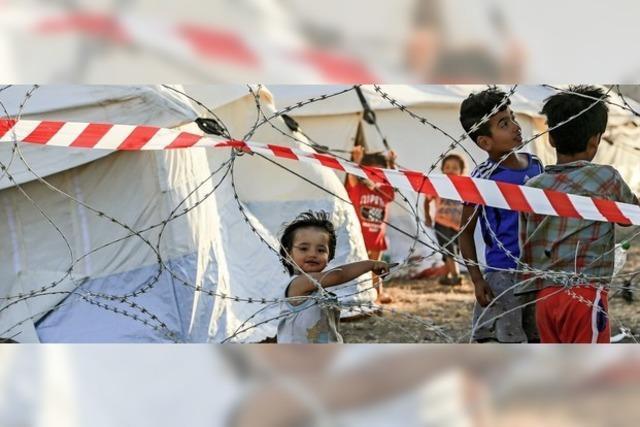Hilfe für die Kinder von Kara Tepe