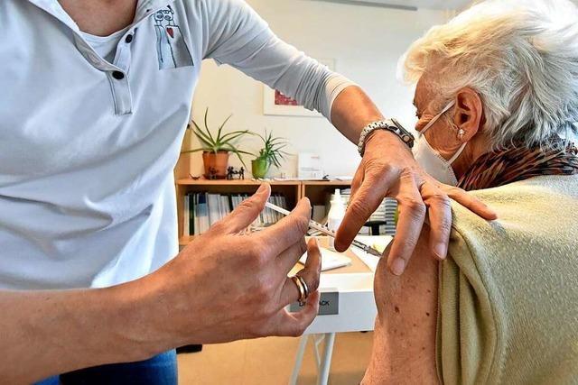 140 Freiburger Hausarztpraxen beteiligen sich beim Impfen gegen Corona