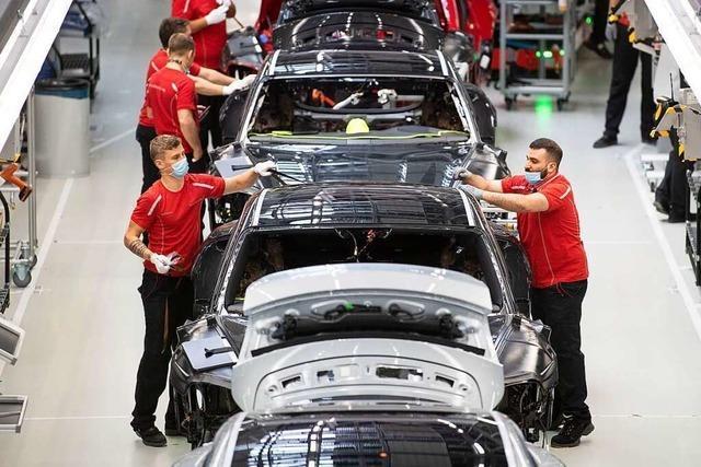 Experte hält Krise der Autoindustrie für ausgestanden