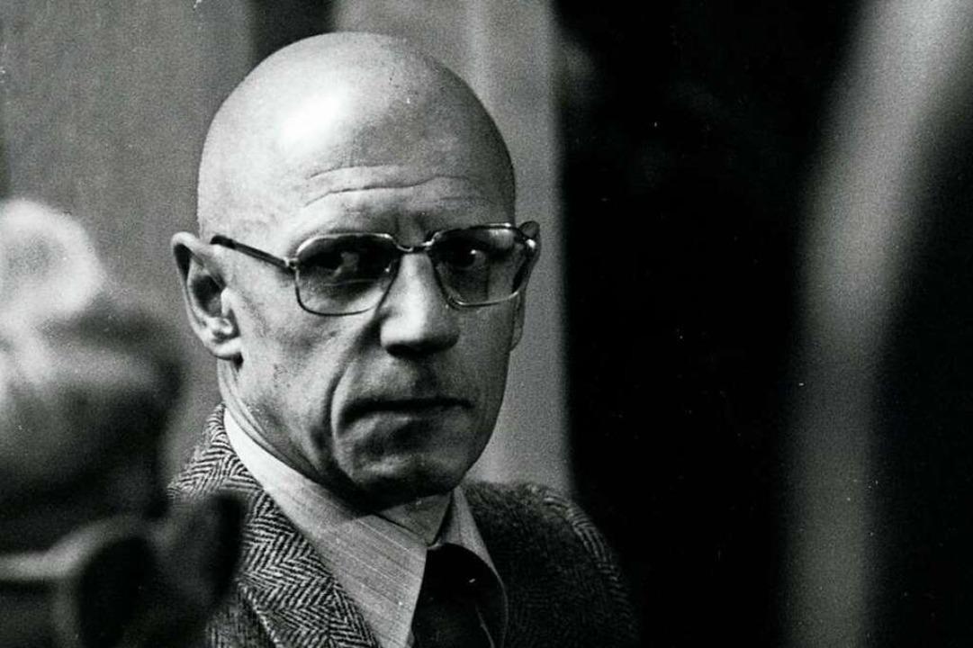 Michel Foucault Ende der 60er Jahre: H...eine eigene Macht in Tunesien benutzt?  | Foto: imago stock&people