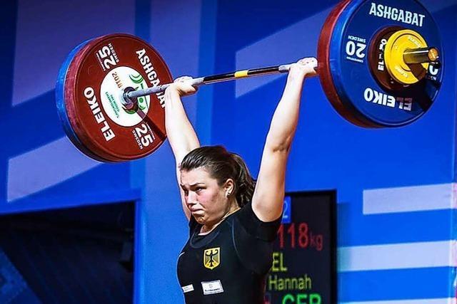 WM-Teilnehmerin Tabea Tabel muss ihre Karriere beenden