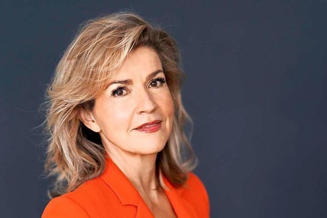 Anne-Sophie Mutter ist neue Präsidentin der Deutschen Krebshilfe