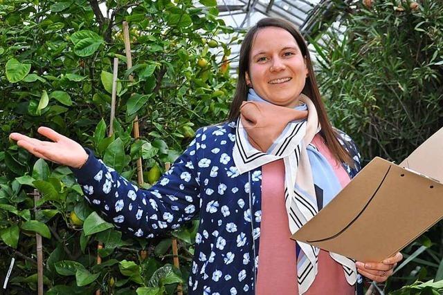 Eine Bad Bellingerin hat sich in Online-Seminaren zur freien Rednerin ausbilden lassen