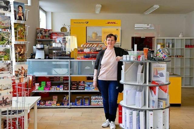 Ab Donnerstag gibt es in Freiburg-Ebnet wieder eine Postfiliale