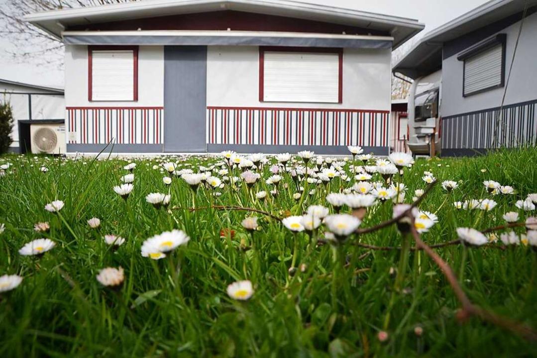 Normalerweise lockt der Frühling die C...er in Kirchzarten, die Schotten dicht.  | Foto: Kathrin Blum