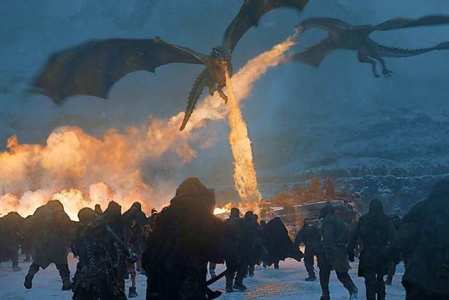 Gewalt, Intrigen und Sex: Game of Thrones feiert zehnten Geburtstag