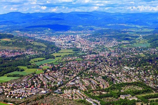 In Lörrach beginnt die politische Arbeit am neuen Stadtentwicklungskonzept
