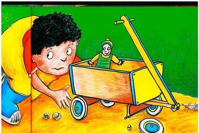 Ein Kinderbuch über gute und schlechte Geheimnisse