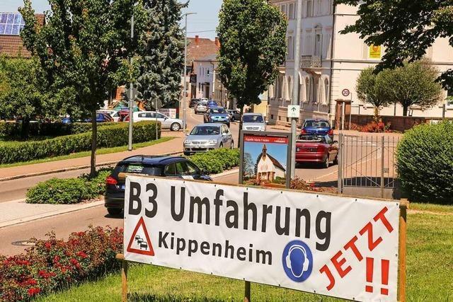 Kippenheimer Bürgerinitiative für B 3-Umfahrung bekommt Unterstützung
