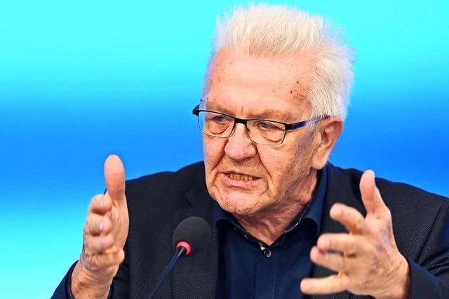 Kretschmann begrüßt Bundes-Notbremse: