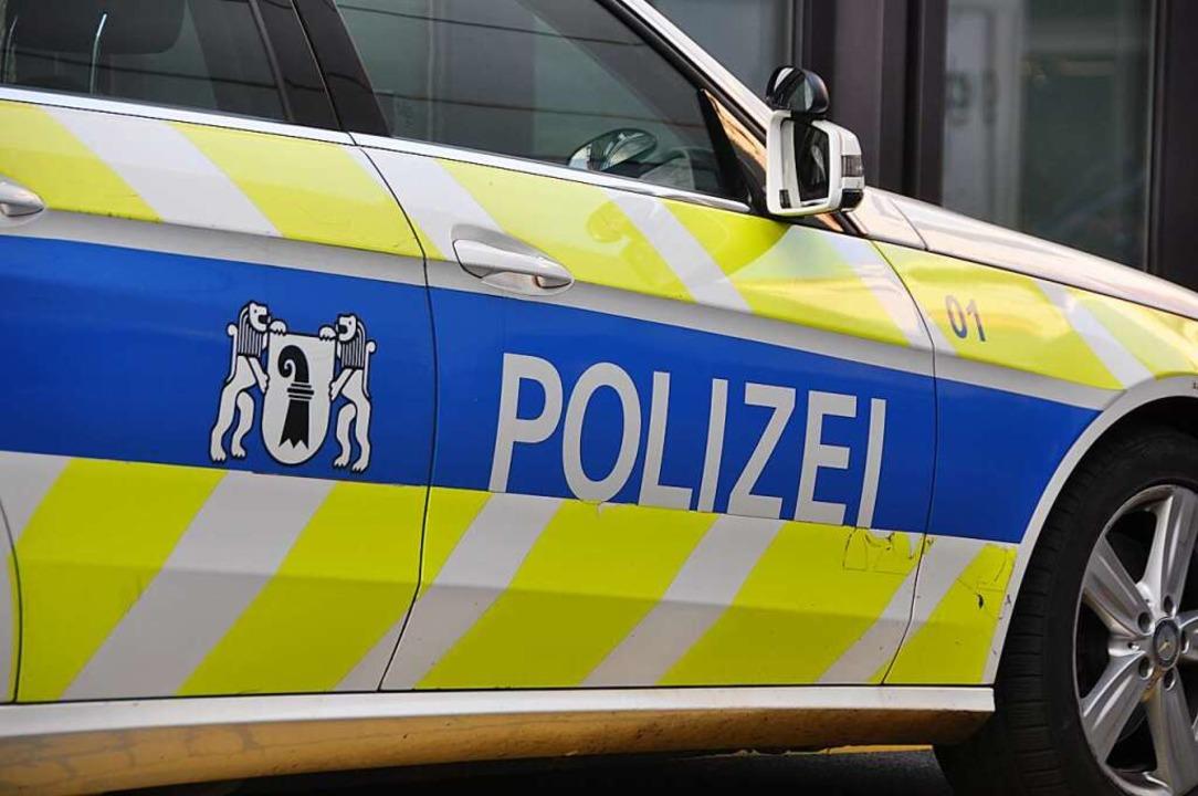 Die Polizei sucht Zeugen.  | Foto: Daniel Gramespacher
