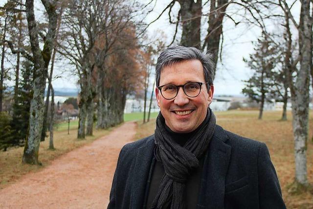 Jochen Schäuble will für Bonndorf transparent, fair und verlässlich sein