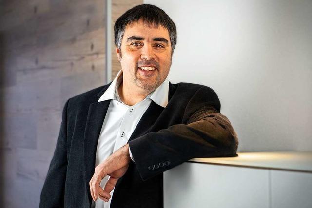 Thomas Reich will für Bonndorf erfolgreich vorausdenken