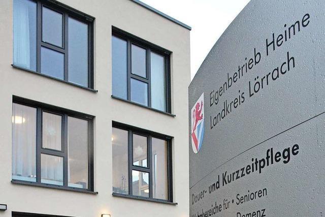 Die Heimleitungen in Weil am Rhein zögern mit den Öffnungen der Cafeterien noch
