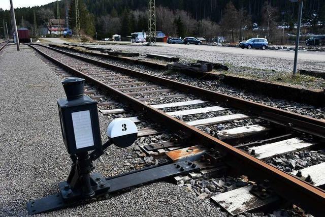 Museumsbahnhof Seebrugg soll Kleinod für Schienenverkehr werden