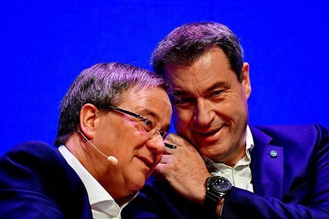 Welchen Kandidaten CDU-Kreispolitiker als Kanzler sehen