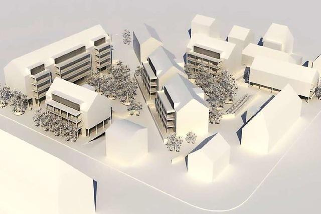 Das Kohlegässle-Quartier soll in Schopfheim ein Magnet werden
