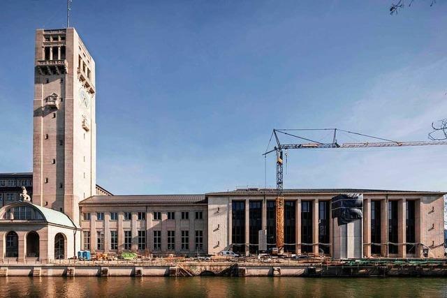 Das Deutsche Museum in München – eine Baustelle