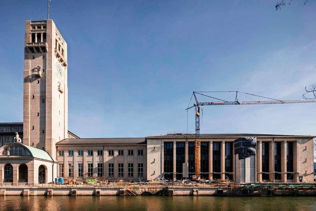 Auf der Münchner Museumsinsel: Das Deutsche Museum  | Foto: Quirin Leppert