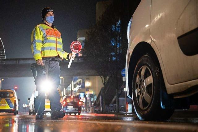 Stuttgart führt nächtliche Ausgangssperre ab Freitag ein