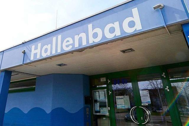 Das Hallenbad in Freiburg-Hochdorf könnte im September wieder öffnen
