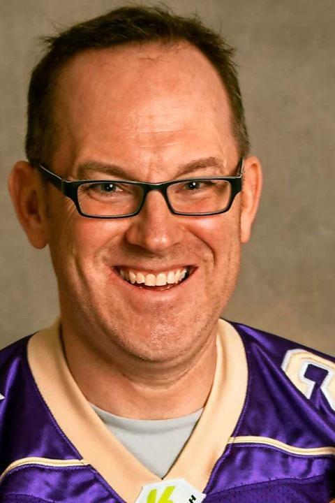 Jochen Kern, Headcoach der Bundesliga-...line-Treffen mit dem NFL-Star möglich.  | Foto: privat