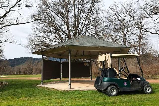 Neue Hütte soll Spieler vor Blitzeinschlägen schützen
