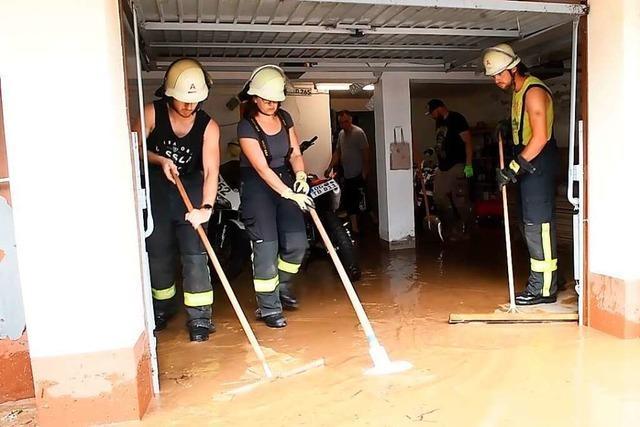 Konzept soll Hofweier vor Überflutungen schützen