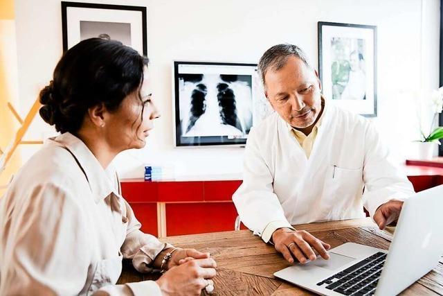 Virtuelle Podiumsdiskussion – Was Patientendaten verraten
