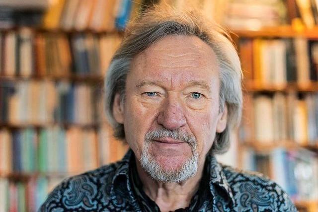 Der Freiburger Autor Klaus Theweleit erhält den Adorno-Preis 2021