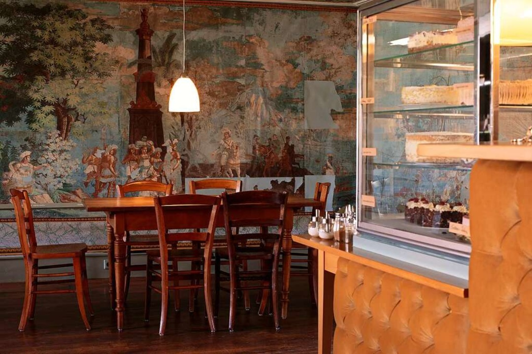 Das Café Inka in Ötlingen  | Foto: Cafe Inka