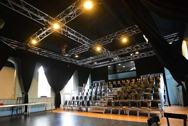 In das Theaterhaus von Tempus fugit in Lörrach ist eingebrochen worden