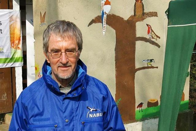 Martin Neub gibt Vorsitz des Nabu im Kreis Emmendingen ab