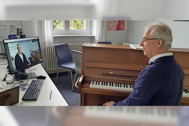 Musikschule setzt aufs Digitale