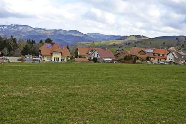 In Ehrsberg kann bald wieder gebaut werden