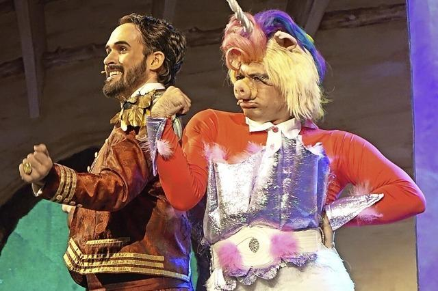 Das Multitalent auf der Musical-Bühne