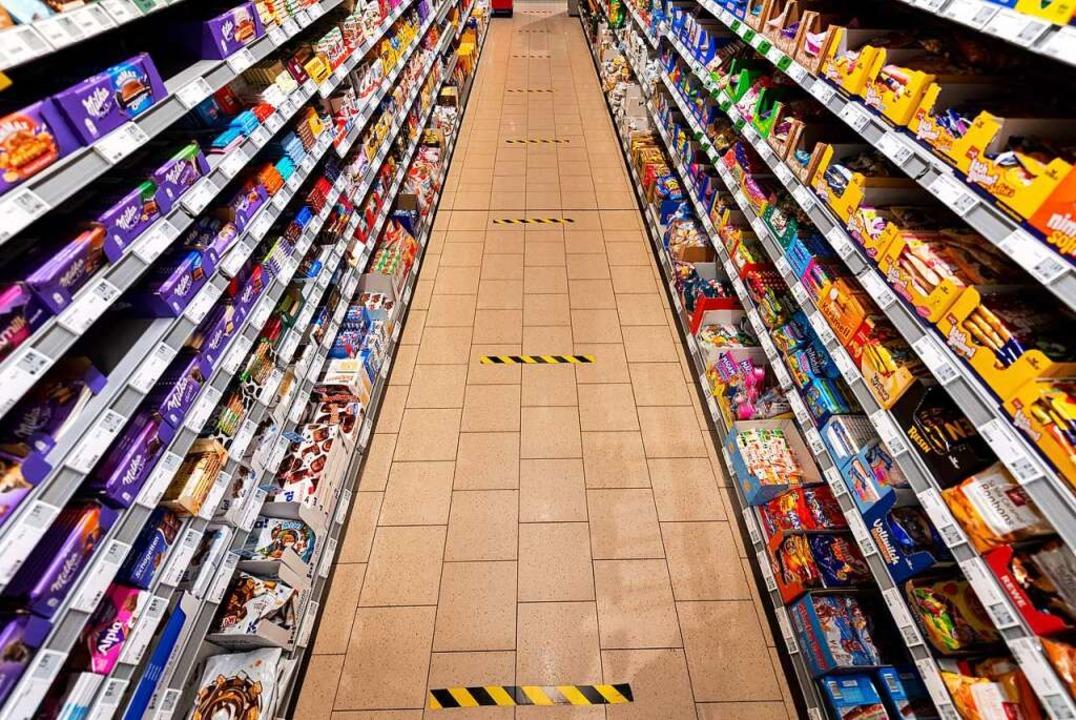 Partnersuche zwischen Pizza und Pommes: Hilzinger Supermarkt lädt zum Single-Shopping ein