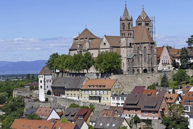 Willkommene Hilfe für die Sanierung des Münsters