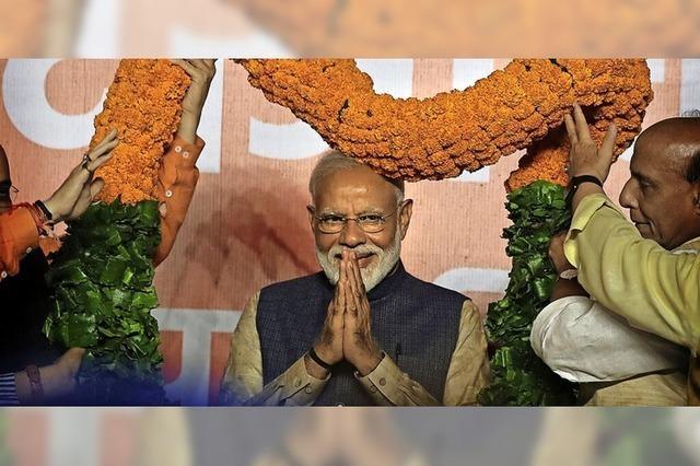 Indiens Signale gegen die Muslime