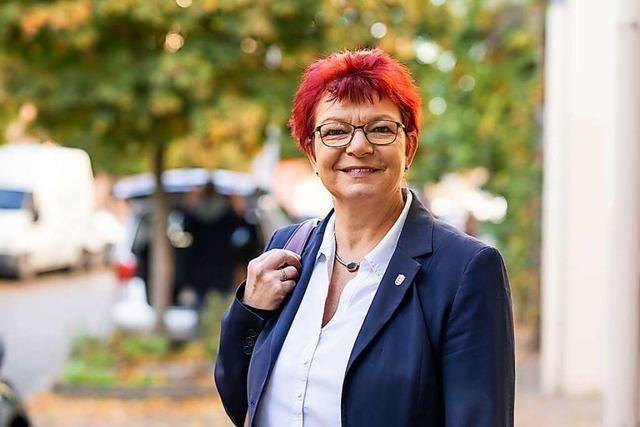 Gabi Rolland als stellvertretende Fraktionsvorsitzende bestätigt