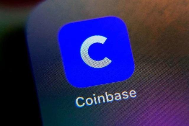 Crypto-Marktplatz Coinbase geht an die Börse