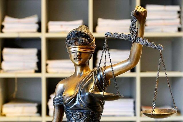 Urteil nach Attacke mit Rohrreiniger: Unterbringung in Psychiatrie