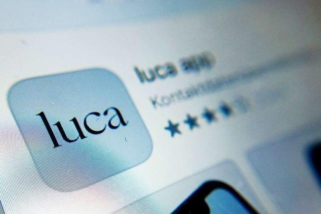 Kritik an Luca-App wächst:
