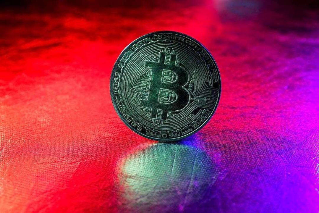 Der Bitcoin ist im Wert gewaltig gestiegen.  | Foto: Igor Kralj/PIXSELL via www.imago-images.de
