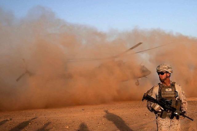 Die Mission in Afghanistan ist nicht erfüllt